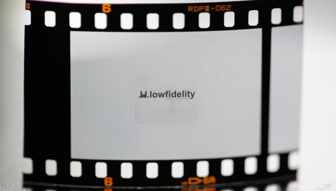 lofi filmstrip