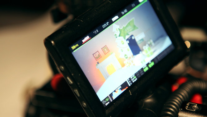 Making of A1 Video