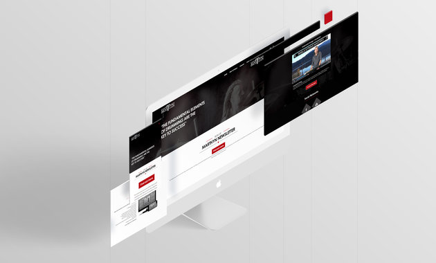 Marthyn Single Stroke Master Webdesign
